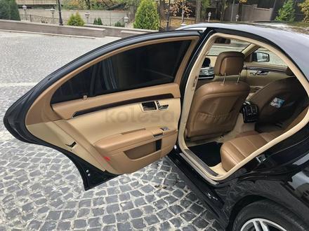 Mercedes-Benz S 550 2007 года за 7 000 000 тг. в Алматы – фото 4