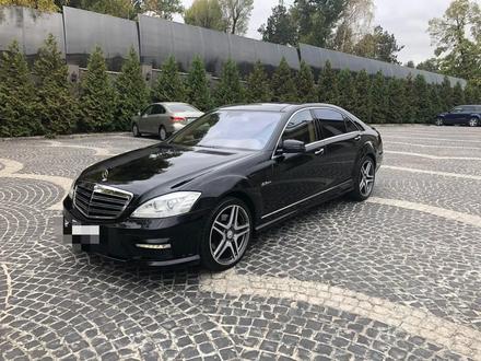 Mercedes-Benz S 550 2007 года за 7 000 000 тг. в Алматы – фото 5