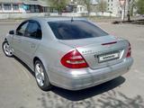 Mercedes-Benz E 320 2002 года за 3 200 000 тг. в Жезказган – фото 5