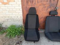 Передние и задние сиденья на ладу приору седан в идеальном… за 80 000 тг. в Костанай
