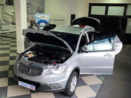 SsangYong Actyon 2013 года за 5 250 000 тг. в Караганда – фото 69