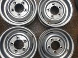 Комплект диск от Land Rover Defender R16 за 60 000 тг. в Алматы – фото 2