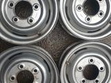 Комплект диск от Land Rover Defender R16 за 60 000 тг. в Алматы – фото 3