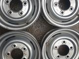 Комплект диск от Land Rover Defender R16 за 60 000 тг. в Алматы – фото 4