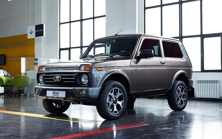 ВАЗ (Lada) 2121 Нива Urban 2021 года за 5 590 000 тг. в Атырау