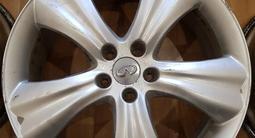 Оригинальные диски Infiniti r20 за 250 000 тг. в Павлодар – фото 3