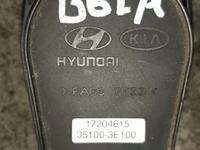 Дроссельная заслонка на Хундай Санта Фе к двигателю G 6… за 40 006 тг. в Алматы