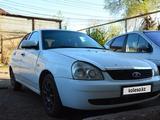 ВАЗ (Lada) Priora 2172 (хэтчбек) 2009 года за 1 200 000 тг. в Уральск – фото 2