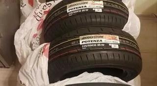 Шины Bridgestone 225/55/r16 RE003 за 38 500 тг. в Алматы