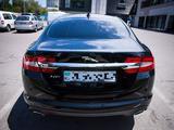 Jaguar XF 2012 года за 9 350 000 тг. в Алматы – фото 3