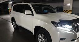 Toyota Land Cruiser Prado 2019 года за 22 700 000 тг. в Алматы – фото 3