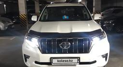 Toyota Land Cruiser Prado 2019 года за 22 700 000 тг. в Алматы – фото 5