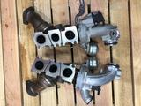 Турбины на Двигатель М276 4.0 biturbo за 25 000 тг. в Алматы – фото 2