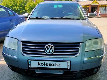 Volkswagen Passat 2001 года за 2 800 000 тг. в Петропавловск – фото 2