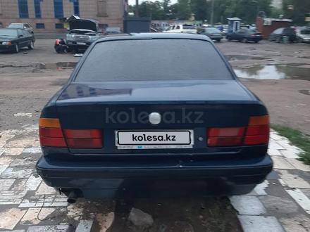 BMW 520 1991 года за 1 000 000 тг. в Алматы – фото 3
