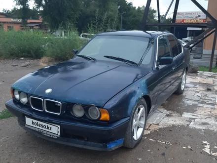 BMW 520 1991 года за 1 000 000 тг. в Алматы – фото 4