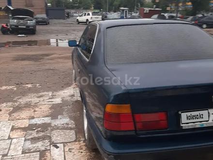 BMW 520 1991 года за 1 000 000 тг. в Алматы – фото 5