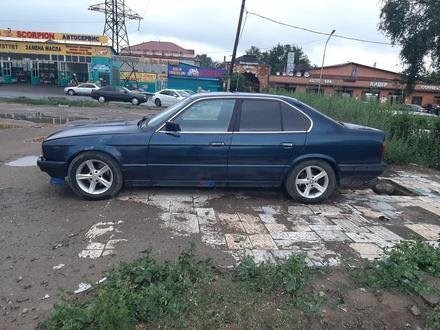 BMW 520 1991 года за 1 000 000 тг. в Алматы – фото 7