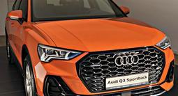 Audi Q3 Sportback 2020 года за 27 950 000 тг. в Нур-Султан (Астана) – фото 2