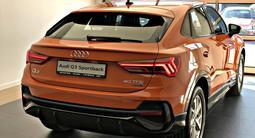 Audi Q3 Sportback 2020 года за 27 950 000 тг. в Нур-Султан (Астана) – фото 5