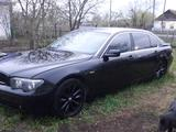 BMW 745 2003 года за 2 000 000 тг. в Новоишимский – фото 2