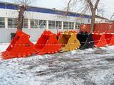Ковши скальные усиленные (Собственное производство — Турция) в Алматы