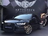 Audi A6 2017 года за 15 300 000 тг. в Алматы