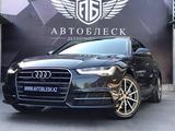 Audi A6 2017 года за 15 300 000 тг. в Алматы – фото 2