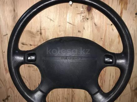 Руль на Subaru Impreza 1992-2000 год за 5 000 тг. в Алматы – фото 2