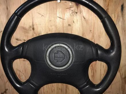 Руль на Subaru Impreza 1992-2000 год за 5 000 тг. в Алматы – фото 3