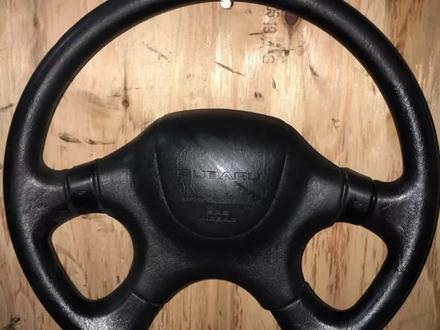 Руль на Subaru Impreza 1992-2000 год за 5 000 тг. в Алматы – фото 6