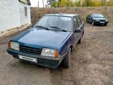ВАЗ (Lada) 2109 (хэтчбек) 1997 года за 250 000 тг. в Уральск – фото 4