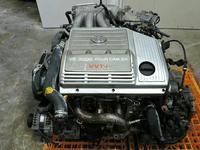 Мотор 1mz-fe Lexus Двигатель Lexus es300 (лексус ес300) за 53 987 тг. в Алматы