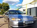 Honda Civic 1993 года за 1 700 000 тг. в Костанай – фото 2
