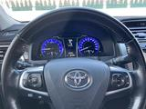 Toyota Camry 2015 года за 9 750 000 тг. в Караганда – фото 2