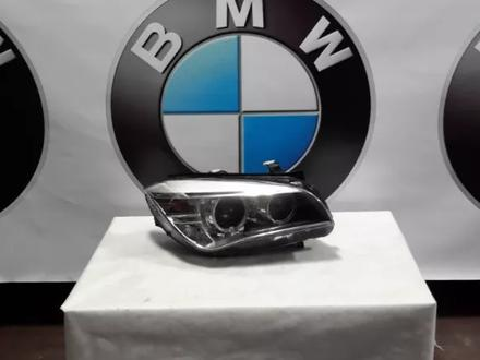 Bmw E84 X1 фара правая ксенон рестайлинг за 127 500 тг. в Алматы