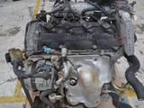 Двигатель на Nissan Primera P12 QR20 за 99 000 тг. в Кызылорда – фото 3