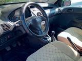 Peugeot 206 2001 года за 750 000 тг. в Актобе – фото 3