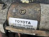 Стартер 1sz-fe Toyota Yaris P1 за 18 000 тг. в Семей – фото 4
