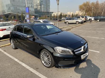 Mercedes-Benz A 160 2015 года за 8 000 000 тг. в Алматы – фото 2