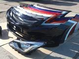 Бампер передний Accent 14-17 белый (фабричная покраска) за 30 000 тг. в Алматы