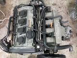 Контрактный двигатель 1.8 турбо Audi A4 A6 Passat B5 с… за 280 300 тг. в Нур-Султан (Астана)