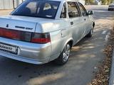 ВАЗ (Lada) 2110 (седан) 2002 года за 690 000 тг. в Костанай – фото 3