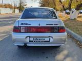 ВАЗ (Lada) 2110 (седан) 2002 года за 690 000 тг. в Костанай – фото 5