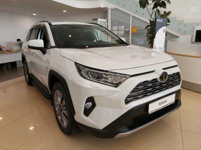 Toyota RAV 4 Luxe 2.0 2021 года за 17 610 000 тг. в Нур-Султан (Астана)
