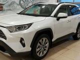 Toyota RAV 4 Prestige 2021 года за 17 610 000 тг. в Нур-Султан (Астана) – фото 3