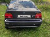 BMW 525 1997 года за 2 100 000 тг. в Талдыкорган – фото 2