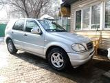 Mercedes-Benz ML 270 2001 года за 3 000 000 тг. в Алматы