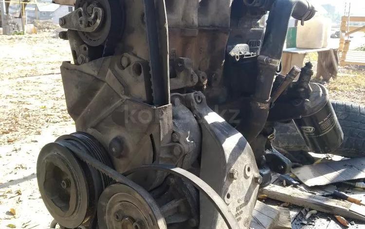Двигатель без навеснова Ауди б4.2 литра, моновприск, 1992 года за 90 000 тг. в Алматы
