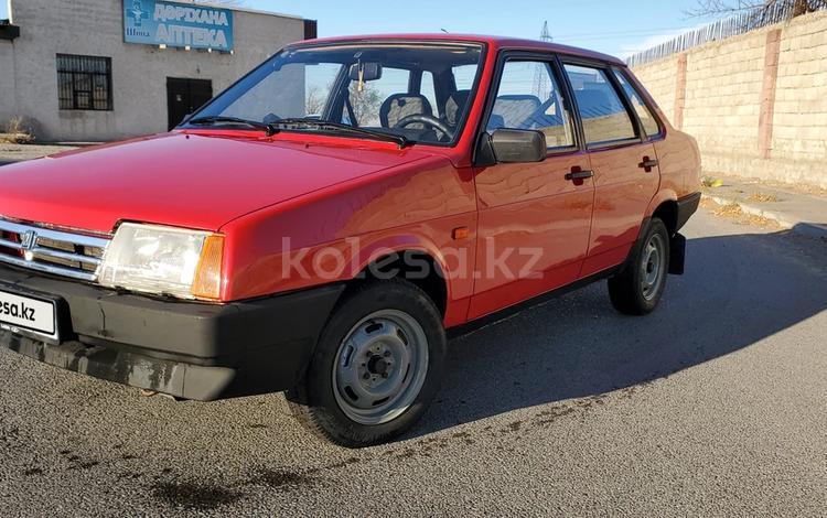 ВАЗ (Lada) 21099 (седан) 1998 года за 1 250 000 тг. в Тараз